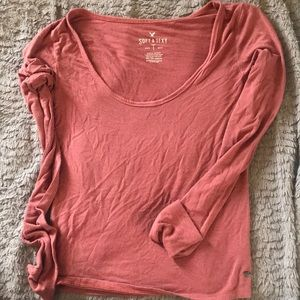 American Eagle Crop shirt